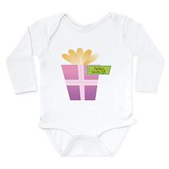 PapPap's Favorite Gift Long Sleeve Infant Bodysuit