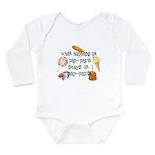 What Happens at Pap-Paps', ST Long Sleeve Infant B