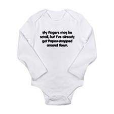 Papou's Wrapped Baby Suit