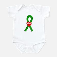Green Hope Infant Creeper