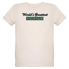 World's Greatest Pepaw (1) T-Shirt