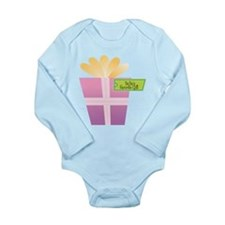 YiaYia's Favorite Gift Long Sleeve Infant Bodysuit