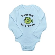 Zayde Says I'm a Keeper! Baby Outfits