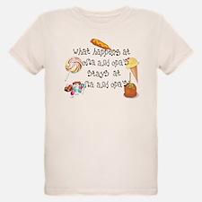 Tina's Oma and Opa Design T-Shirt