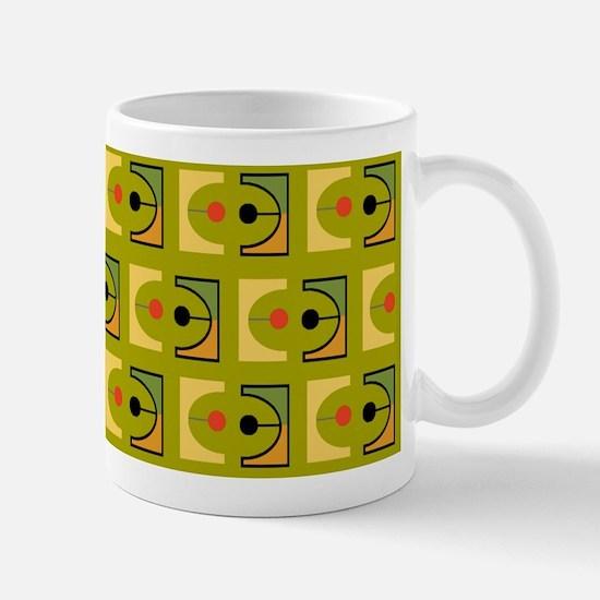 Econoline Green Mug