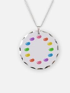 12 jellybeans Necklace
