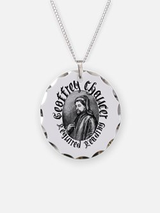 Geoffrey Chaucer Necklace
