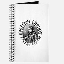 Geoffrey Chaucer Journal