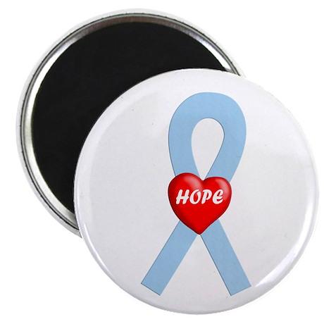 Lt. Blue Hope Magnet