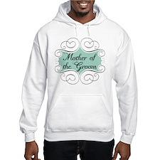 Mother of the Groom Aqua Hoodie