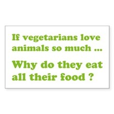 Vegetarians : The Reality Decal