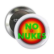 """No Nukes 2.25"""" Button"""