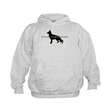 My Brother is a German Shepherd Hoodie