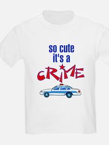 So cute it's a crime T-Shirt