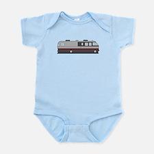Classic Airstream Motor Home Infant Bodysuit