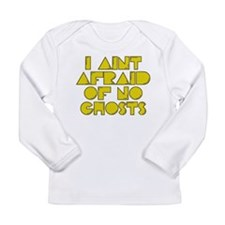 No Ghosts Long Sleeve Infant T-Shirt