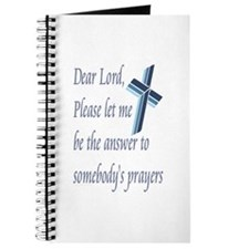 Answer to Prayers Journal