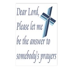 Answer to Prayers Postcards (Package of 8)
