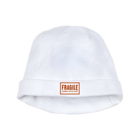 Handle With Care baby hat