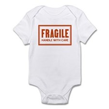 Handle With Care Infant Bodysuit