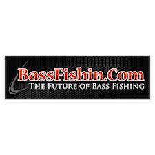 BassFishin.Com Bumper Sticker