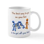 The Best Way Mug