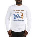 The Best Way Long Sleeve T-Shirt