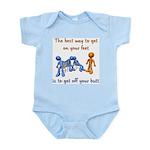 The Best Way Infant Bodysuit