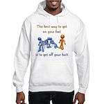 The Best Way Hooded Sweatshirt