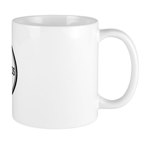 British Virgin Islands Euro Mug