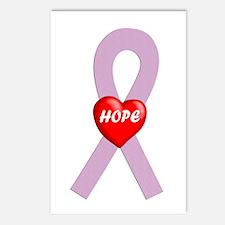 Lavender Hope Postcards (Package of 8)