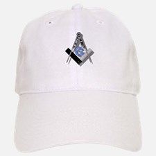 Masonic Square and Compass #2 Baseball Baseball Cap