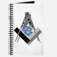 Masonic Square and Compass #2 Journal