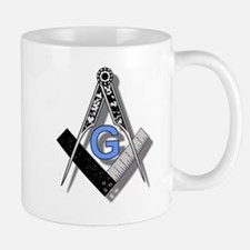 Masonic Square and Compass #2 Mug