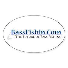 BassFishin.Com Decal