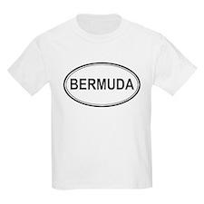 Bermuda Euro Kids T-Shirt