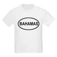 Bahamas Euro Kids T-Shirt