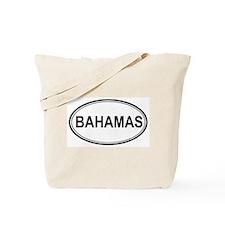 Bahamas Euro Tote Bag