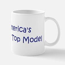 America's Next Top Model Mug