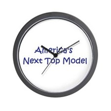America's Next Top Model Wall Clock