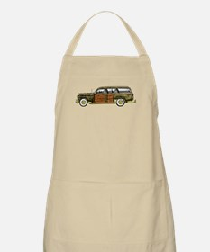 Classic Woody Station wagon Apron