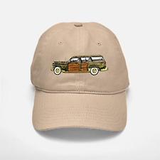 Classic Woody Station wagon Baseball Baseball Cap
