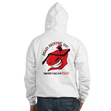 Mad House Red Hoodie