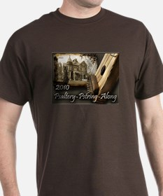 Psaltery Pstring Along T-Shirt