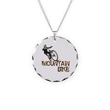 Mountain Bike Necklace