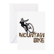 Mountain Bike Greeting Cards (Pk of 20)