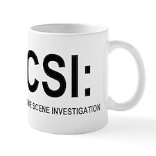 CSI:Crime Scene Investigation Mug