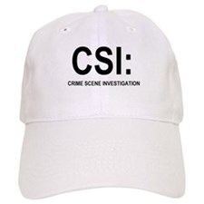 CSI:Crime Scene Investigation Baseball Cap