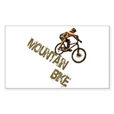 Mountain Bike Downhill Decal