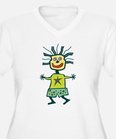 Cute Wild and crazy T-Shirt
